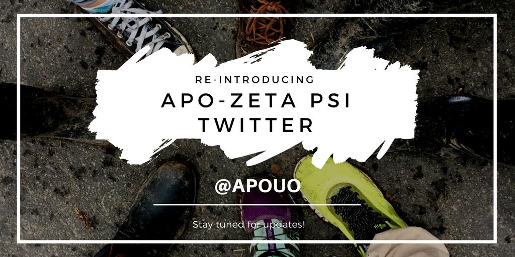 APO Twitter